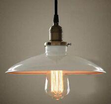 Retro Industrial Vintage Edison Ceiling Light Chandelier Pendant Lamp Fixture