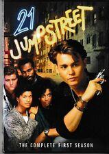 21 Jump Street: The Complete First Season (2 DVD Set) Johnny Depp
