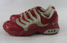 new 698034 691 Nike  WMNS AIR TERRA HUMARA SLIP  RED .size.. 6.5  p