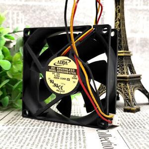 ADDA AD0824HB-A76GL 24V 0.16A 8025 three-wire cooling fan