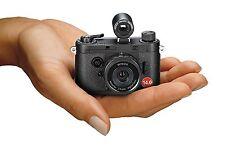 Minox Digital Classic Camera DCC 14.0 schwarz  Neuware + Classic Blitz