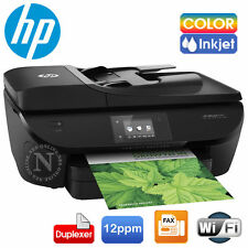 HP OfficeJet Wireless Computer Printers with Copier