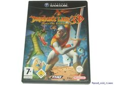 ## Dragon's Lair 3D Special Edition DEUTSCH Nintendo GameCube Spiel - TOP ##