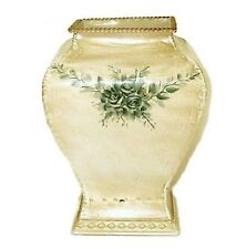Unbranded Metal Square Decorative Vases