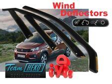 PEUGEOT RIFTER 4D / 5D LOV  2018 -  Wind deflectors 4.pc  HEKO  25404