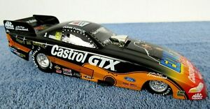 Action Racing 1998 Mustang Funny Car John Force Elvis Presley Limited Edition