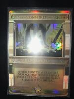 Worship Amonkhet Invocation Master Piece Magic MTG NM-M FOIL