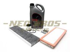 Mini R55 R56 R57 R58 R59 R60 R61 N18 Service Kit Air Oil Cabin Filter Sparks Oil