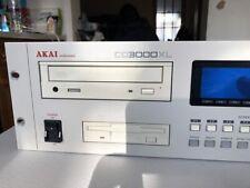 AKAI CD3000XL Stereo Digital Sampler OS v2.0 32MB RAM 8 Output Board plus extras