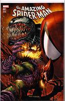AMAZING SPIDER-MAN #801 TYLER KIRKHAM EXCLUSIVE VARIANT COVER ~ Marvel Comics