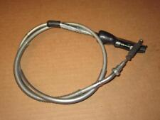 *YAMAHA NOS - GREY CLUTCH CABLE - TY175 - 1975-76 - 525-26335-00