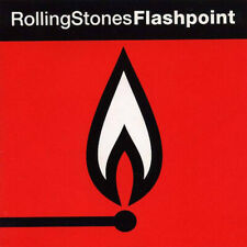 THE ROLLING STONES - FLASHPOINT CD