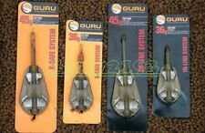 Guru Carp Method Feeder =  X-Safe or  In-Line Available