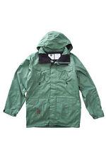 Analog Freedom Snowboard Jacket (L) Alpine Green