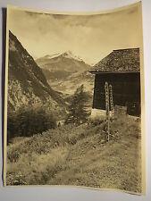 Bei Heiligenblut - Berge mit Hütte / Foto