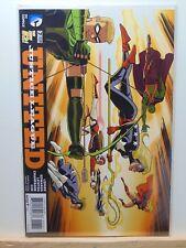 Justice League United #7 Variant Darwyn Cooke D.C. Universe Comics CB4387