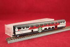 Hobbytrain 25118 SBB IC 2000 Doppelstock-Barwagen WR 2.Klasse Starbucks/Neu/OVP