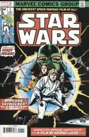 Star Wars #1 (Facsimile Edition / Marvel / 1977 / NM)