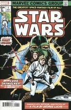 Star Wars #1 (Facsimile Edition / Marvel / 1977 / NM)