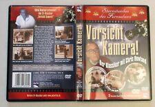 Vorsicht Kamera! - Der Klassiker mit Chris Howland - 2x DVD - wie neu