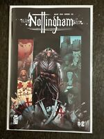 NOTTINGHAM #2 NM- FIRST PRINT MAD CAVE STUDIOS LOW PRINT RUN 2021 Sold Out Htf