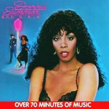DONNA SUMMER - BAD GIRLS  CD  15 TRACKS INTERNATIONAL POP / DISCO POP  NEUF