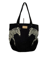 kate spade bon shopper tote Zebra Coco Nwt