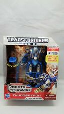 Transformers Prime Thundertron Voyager Class Robots In Disguise