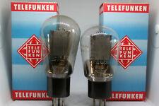 RGN2004 RECTIFIER TELEFUNKEN MESH PLATE NOS TUBE NIB rgn4004 rgn2504 klangfilm