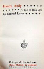 HANDY ANDY: A TALE OF IRISH LIFE - SAMUEL LOVER