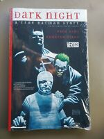 Dark Night a Batman story Vertigo Hardcover graphic novel mint factory sealed