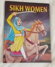 Sikh Kids Illustrated Brave Sikh Women Life Stories in English Photo Album Book