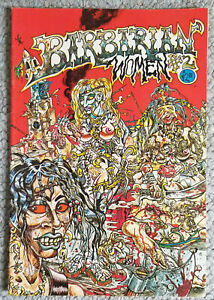 1977.Barbarian Women No.2.S.CLAY WILSON SIGNED S.F. 2004