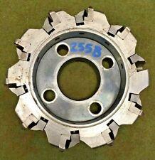 8 Sandvik Modul Mill Ra 200 Face Slab 25 4 Bolt Milling Machine Insert Cutter