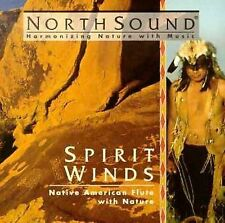 Various : Spirit Winds - Native American Flute with Nature CD (1995)
