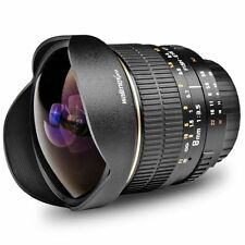 Ennex 3,5/8mm Fish-eye per Olympus/Panasonic Micro Four Thirds m4/3 MFT B-Ware