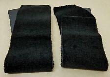 MG MGB/ MGB GT/ V8 Sill Carpet Set (Black) CSA4004/5/ XGA6678/9