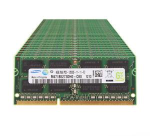 Samsung 40GB DDR3 RAM 10X 4GB 1600MHz PC3-12800 204PIN SODIMM Laptop Memory