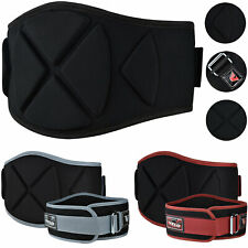 VELO Weight Lifting Belt Neoprene Gym Fitness Back Support Lumber Pain Training