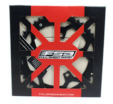 FSA PRO ROAD N-11 52T X 110MM BLACK ALLOY BICYCLE CHAINRING