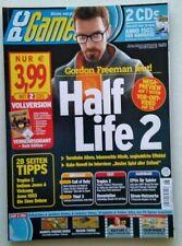PC Games Magazin - Ausgabe 06 2003 - ohne DVD - 1A Zustand! Gordon Freeman