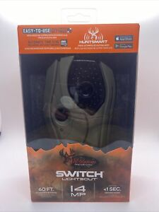 Wildgame Innovations Switch Lightsout 14MP Trail Camera EZ14B2W-20 NEW