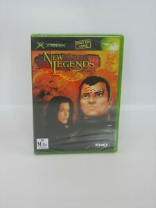 NEW LEGENDS XBOX Original Brand New and sealed.(100% PAL GAME AUS ).