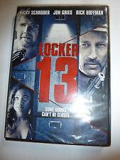 Locker 13 DVD anthology crime thriller movie Rick Schroder Jon Gries 2014 NEW!