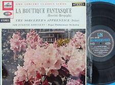 Sir Eugene Goossens La boutique fantasque Rossini-Respighi NM HMV SOXLP30046