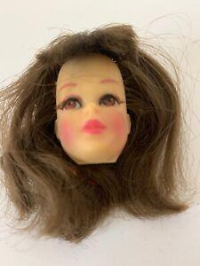 Doll Head Mattel Barbie vintage preowned