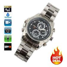 Spy DV Wrist Watch 8GB Video 1280*960 Hidden Camera DVR Waterproof Camcorder UMT
