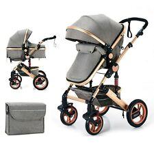 Trally® 2in1 Kombi-Kinderwagen Babywanne=Buggy Reisebuggy Kinderwagen Neu KW350