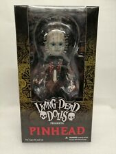 Living Dead Doll Hellraiser III Hell On Earth Pinhead Classic Black Costume