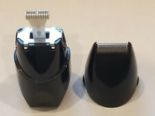 GENUINE PHILIPS NORELCO G380 MINI FOIL TRIMMER GROOMER ATTACHMENT ONLY BLACK I21